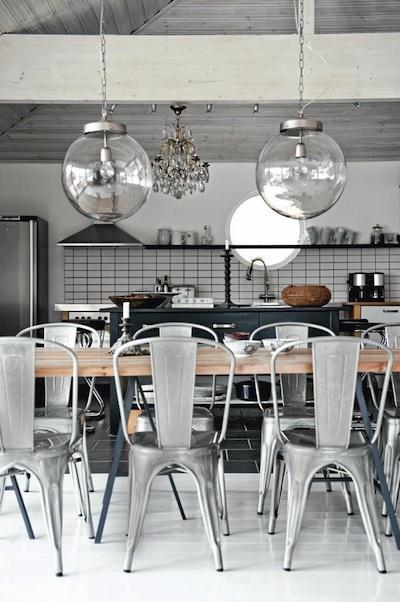 Industrial Kitchen Pendant Lighting