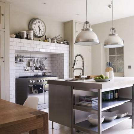 Guest Post Industrial Touches In The Kitchen