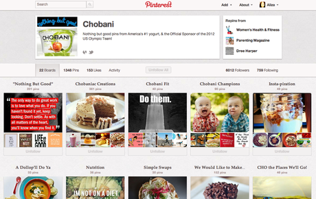 Pinterest isn't just crafters anymore