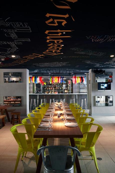 L h tel mama shelter marseille by philippe starck paperblog - Stage cuisine marseille ...