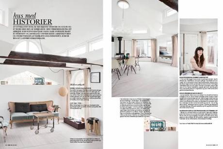 Danish magazine rum interior design paperblog Interior magazine