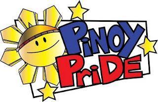 How do you show PINOY PRIDE?