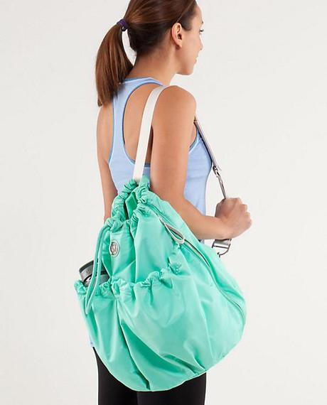 Review of the Lululemon Bliss Bag - Paperblog