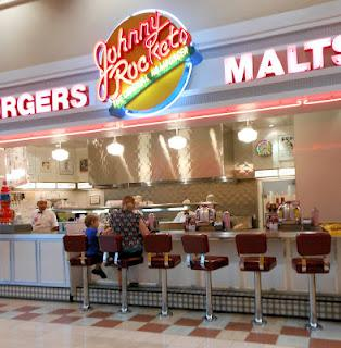 Johnny Rockets Returns To Phipps Plaza