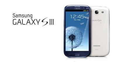 Samsung Galaxy S III comes with 2GB of RAM in Japan