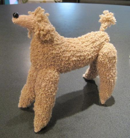 Knitting Patterns For Dogs Book : Knit Your Own Dog - Paperblog