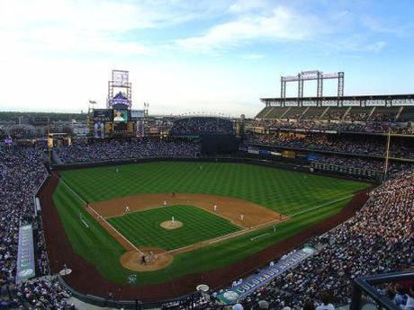 The Denver Rockies Baseball Game Was Really Buzzing Today -- Literally