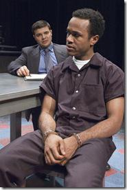 Derek Garza and Charles Gardner, My Kind of Town, Timeline Theatre Chicago