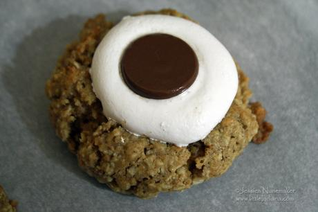 Best Cookie Recipes: S'mores Cookies