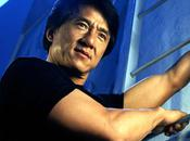 Jackie Chan Father Time Catching with Master Martial Arts.