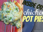 Inside Chicken Pies