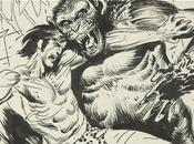 Kubert's Tarzan Apes: Artist's Edition Coming September from