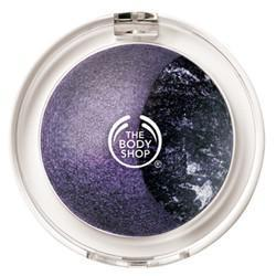 The Body Shop's Baked Shadow~Quartz and Copper~