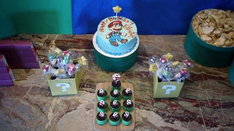 Party Time: A Super Mario Birthday