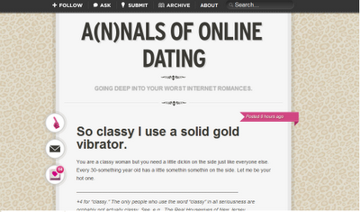 Annals online dating