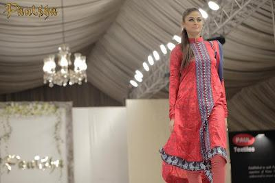 Paulsha lawn Fashion Show Event Complete Pictures