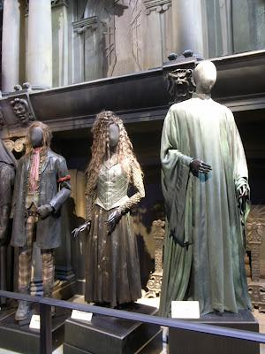 My Birthday at The Making of Harry Potter