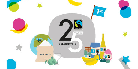 Celebrating 25 years of Fairtrade with the Co-op Midcounties #1swap | AD