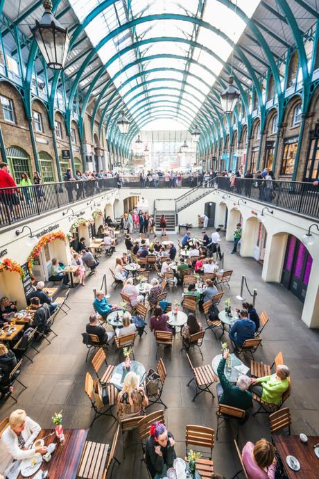 London spaces