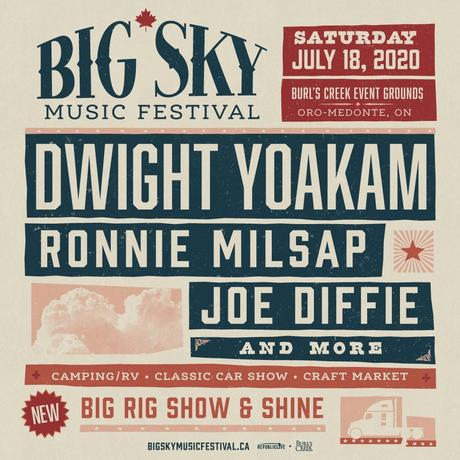 Big Sky Music Festival 2020 Lineup Announcement & Tickets