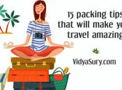 Packing Tips That Will Make Your Travel Amazing
