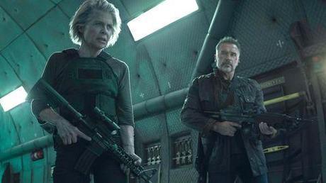 Terminator: Dark Fate's Future is Female