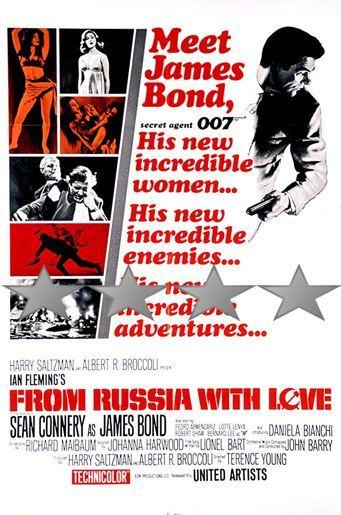 James Bond Month – From Russia With Love (1963)