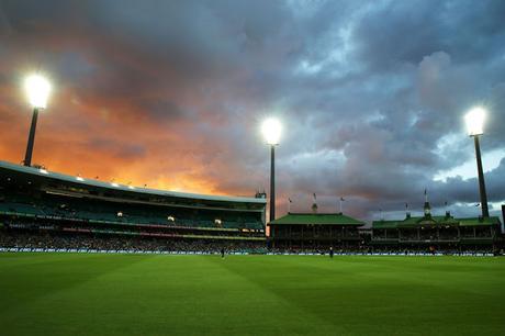 rain abandons Sydney T20 after Finch blitzkrieg ! ~ Match Referee blamed