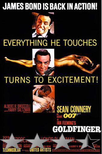 James Bond Month – Goldfinger (1964)