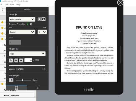 Tools for Writers: How to use Kindle Create to design beautiful ebooks