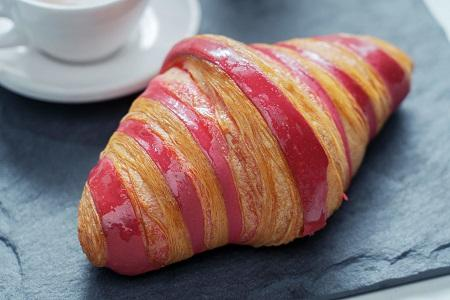 Free Pink Croissant for Breast Cancer Fighters, Survivors & Families on 10/10