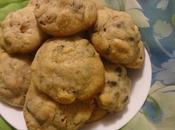 Biscuits Noix Mélangées Pépites Chocolat Mixed Nuts Chocolate Chips Cookies Galletas Nueces Mixtas Chispas بيسكوي بالمكسرات المختلطة حبيبات الشوكولاتة