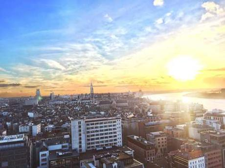 Antwerp People: pictures of the city taken by those who have made Antwerp their home.