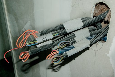 How can you improve wiring in your home and save money?