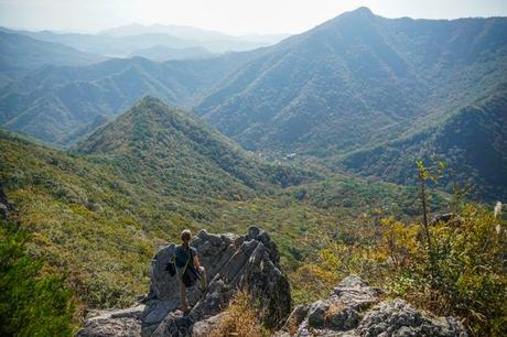 How to Hike Naejangsan National Park from Jeonju