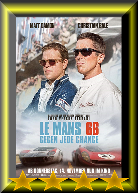Le Mans '66 (2019) Movie Review