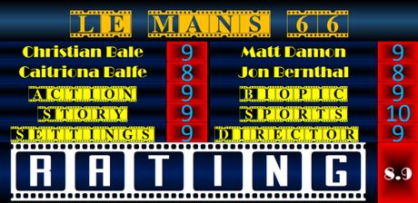 Le Mans '66 (2019) Movie Review