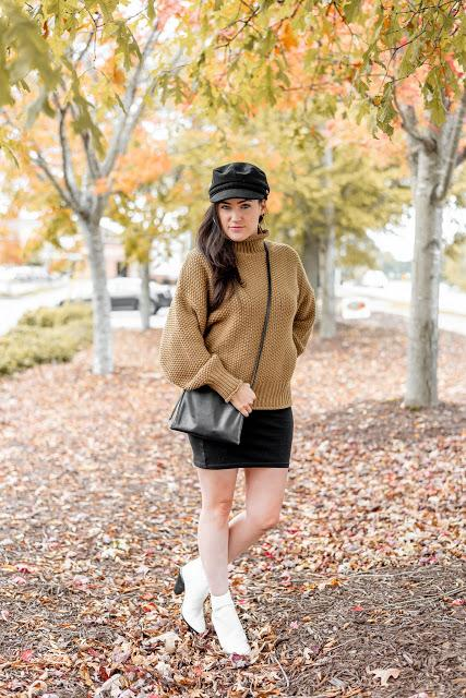 HOW TO ADD COLOR TO YOUR FALL WARDROBE - STYLE SWAP TUESDAYS