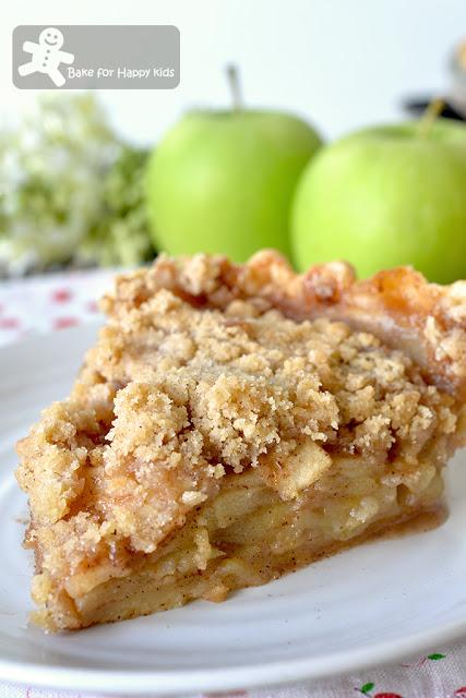 perfect best fuss free easy cinnamon crumble apple pie