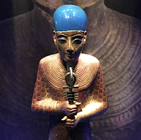 Tutankhamun exhibition at The Saatchi Gallery – it's good but it's not good