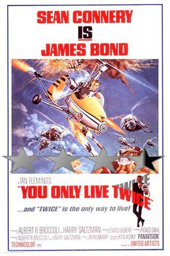 James Bond Month – You Only Live Twice (1967)