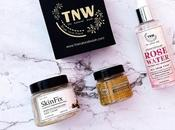 Skin Care Routine Featuring Natural Wash Products