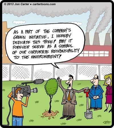 Cartoon guide to biodiversity loss LVII