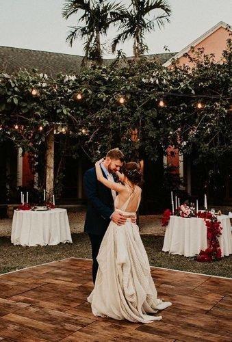 first dance wedding shots outdoor dance ashtynbrooke