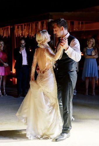 first dance wedding shots romantic first dance Phosart Photography