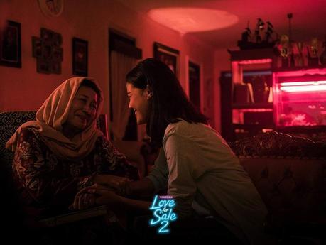 Love for Sale 2 (2019): Ratna Riantiarno and Della Dartyan