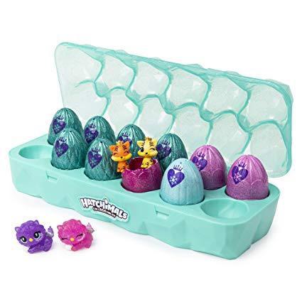 Hatchimals – Royal snowball pack