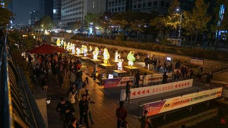 The Seoul Lantern Festival is an Event You Really Must See