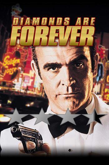 James Bond Month – Diamonds Are Forever (1971)