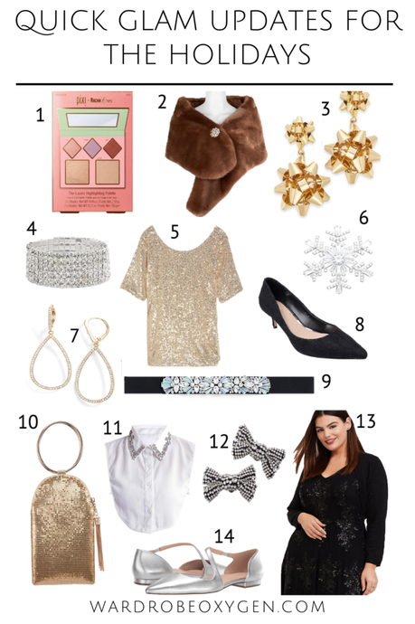 Your Closet Could Use Some Holiday Glam!